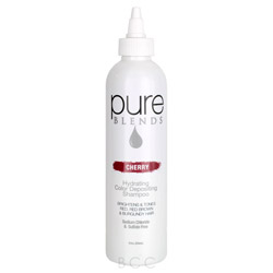 Pure Blends Hydrating Color Depositing Shampoo - Cherry