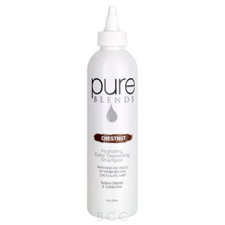 Pure Blends Hydrating Color Depositing Shampoo - Chestnut
