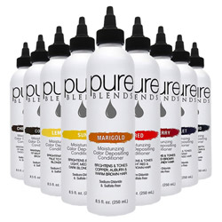 Pure Blends Hydrating Color Depositing Conditioner