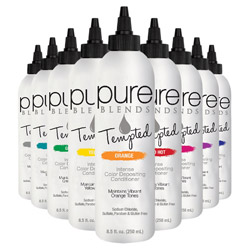 Pure Blends Tempted Intense Color Depositing Conditioner