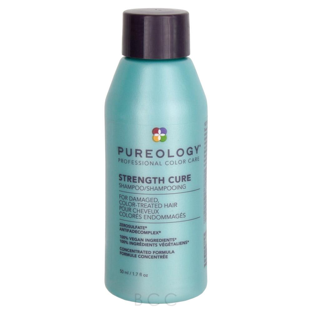 Pureology Strength Cure Shampoo 1.7 oz   Beauty Care Choices