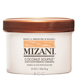 Mizani Coconut Souffle Light Moisturizing Hairdress 8 oz