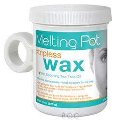 Melting Pot  Microwaveable Stripless Wax 8 oz