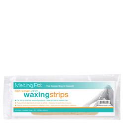 Melting Pot Non-Woven Cloth Waxing Strips 9 x 3 inches