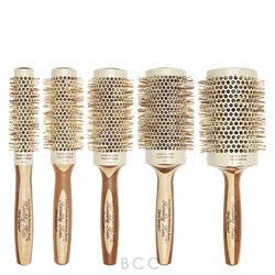 Olivia Garden Healthy Hair Eco Friendly Bamboo Brush Ionic Thermal Collection