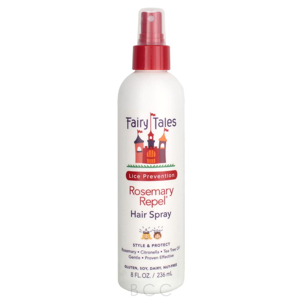 Fairy Tales Rosemary Repel Hair Spray 8 Oz Beauty Care