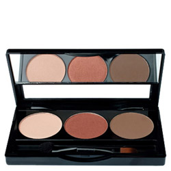 Hynt Beauty Suite Eye Shadow Palette Sweet Canyon Glamour up your eyes with this eye shadow trio palette. Designed with low fall-put and blendable shadows to enhance and define the eyes. All colors are made to flatter all skin tones and eye color. Perfect to use for an every day look or special occasion!