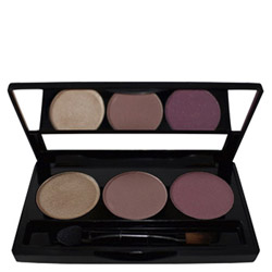 Hynt Beauty Suite Eye Shadow Palette Sweet Ballet Glamour up your eyes with this eye shadow trio palette. Designed with low fall-put and blendable shadows to enhance and define the eyes. All colors are made to flatter all skin tones and eye color. Perfect to use for an every day look or special occasion!