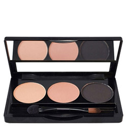 Hynt Beauty Suite Eye Shadow Palette Sweet Tuxedo Glamour up your eyes with this eye shadow trio palette. Designed with low fall-put and blendable shadows to enhance and define the eyes. All colors are made to flatter all skin tones and eye color. Perfect to use for an every day look or special occasion!