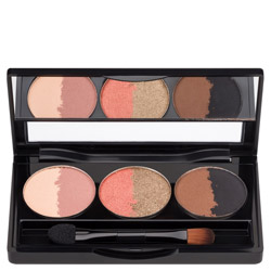 Hynt Beauty Suite Eye Shadow Palette Sweet Sahara Glamour up your eyes with this eye shadow trio palette. Designed with low fall-put and blendable shadows to enhance and define the eyes. All colors are made to flatter all skin tones and eye color. Perfect to use for an every day look or special occasion!
