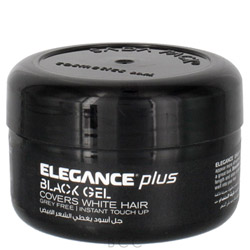 Elegance Plus Black Gel + Color