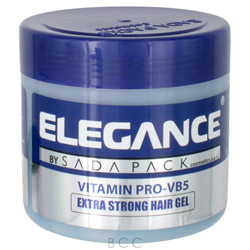 Elegance Vitamin Pro-VB5 - Extra Strong Hair Gel