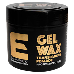 Elegance Gel Wax Transparent Pomade