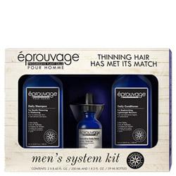 Eprouvage Men's System Kit 3 piece