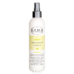 Soma Hair Technology Wave Flexible Spray Gel