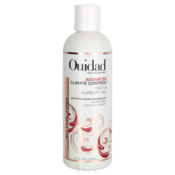 Ouidad Advanced Climate Control Heat & Humidity Gel 16 oz This is no ordinary hair gel; this gel is smart! It protects curls of all shapes and sizes from the dreaded humidity.
