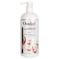 Ouidad Advanced Climate Control Heat & Humidity Gel 33.8 oz This is no ordinary hair gel; this gel is smart! It protects curls of all shapes and sizes from the dreaded humidity.