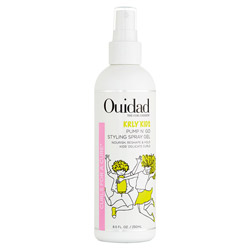 This Refreshing spray refreshes and calms delicate curls. The nourishing formula defines and holds curls without weighing them down. Easy to apply and perfect for kids who are on the move!