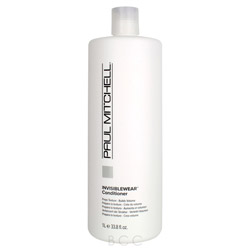 Paul Mitchell Invisiblewear Conditioner 33.8 oz Indulge in Absolute Freedom with Paul Mitchell Invisiblewear Conditioner, build volume while moisturizing and softening your hair.