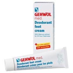 Gehwol Med Deodorant Foot Cream 2.6 oz