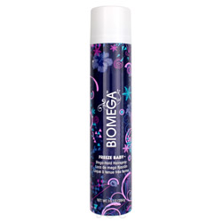 Biomega Freeze Baby Mega Hold Hairspray 10 Oz Beauty
