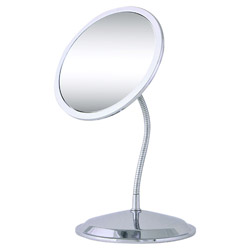 Zadro Double Vision Vanity & Suction Cup Mirror 1 piece
