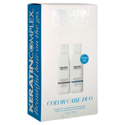 Keratin Complex  Color Care Duo Shampoo/Conditioner - Gift Edition