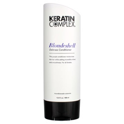 Keratin Complex  Blondeshell Debrass & Brighten Conditioner