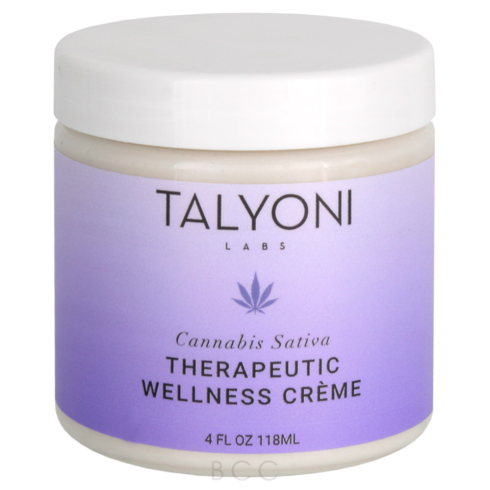 Talyoni Cannabis Sativa Therapeutic Pain Relief   Beauty