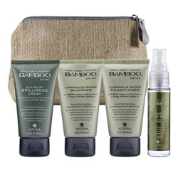 Alterna Bamboo Shine Travel Kit