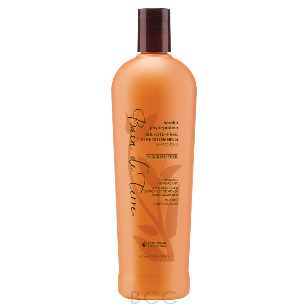 Keratin shampoos sulfate free