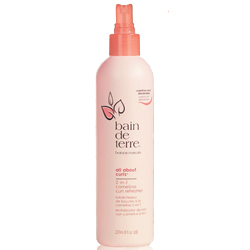 Bain de Terre All About Curls 2-in-1 Camelina Curl Refresher