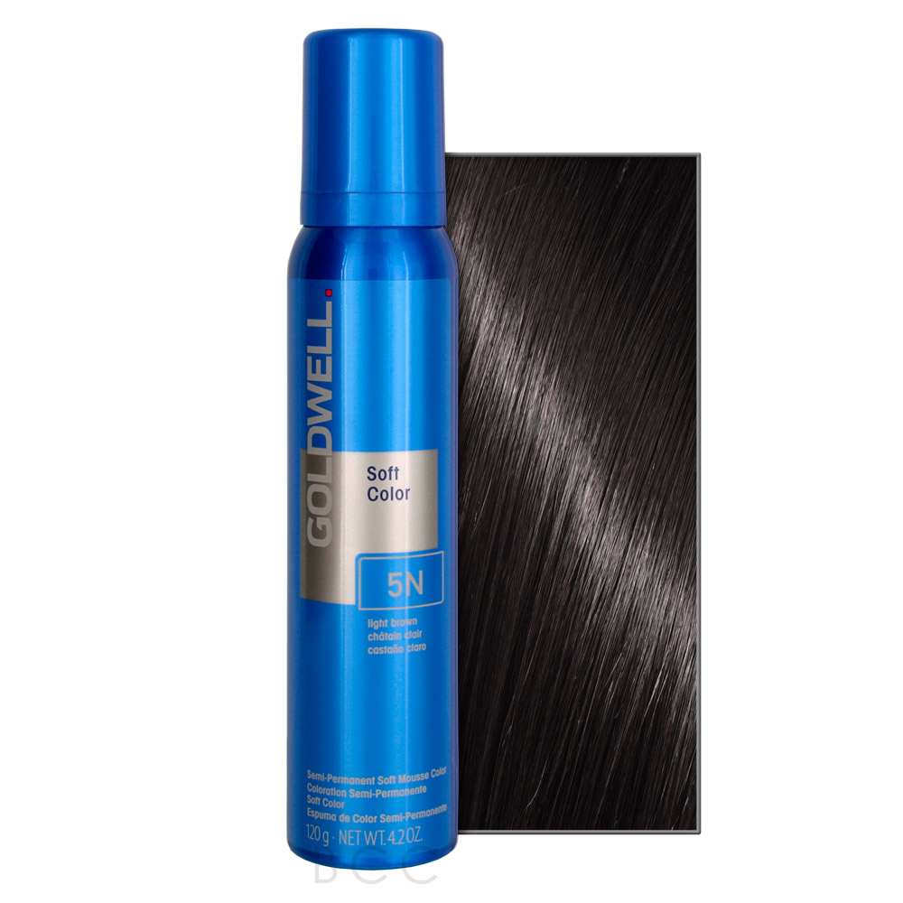 Goldwell Soft Color 42 Oz 5n Light Brown Beauty Care Choices