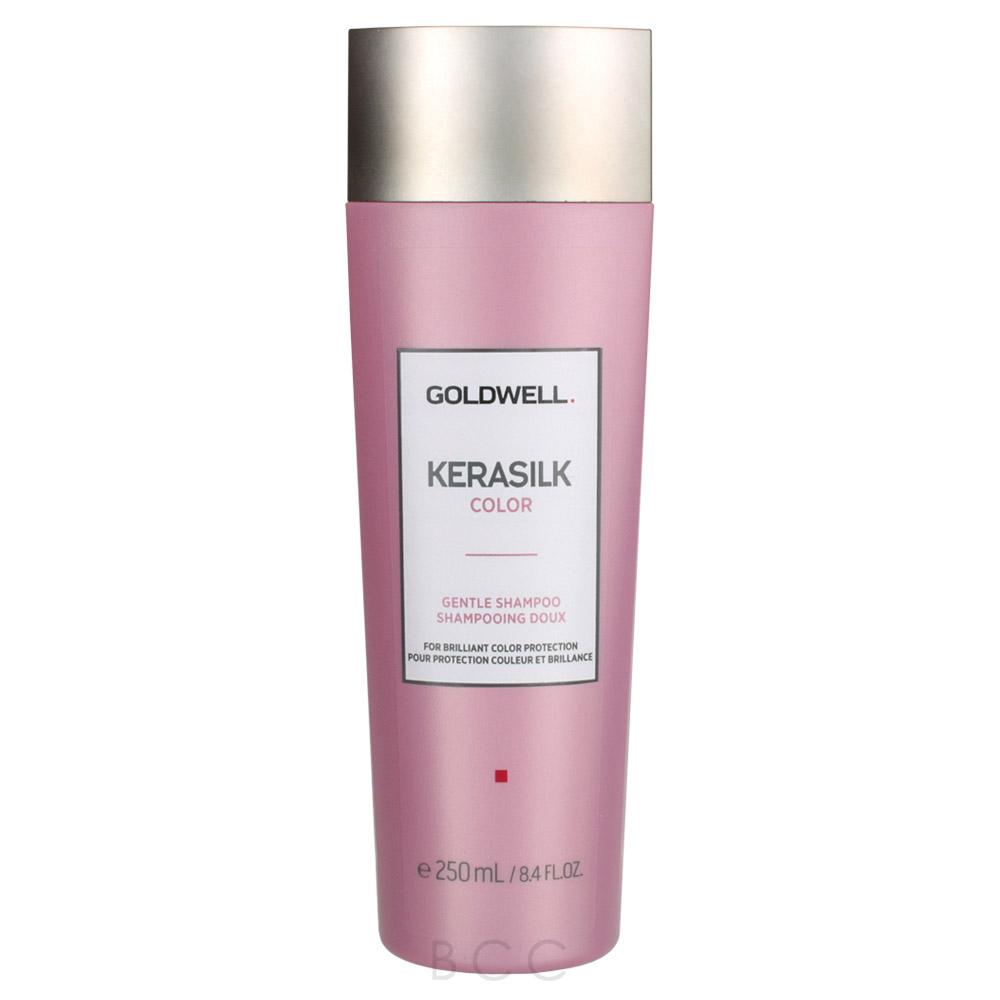 Goldwell Kerasilk Color Gentle Shampoo Beauty Care Choices