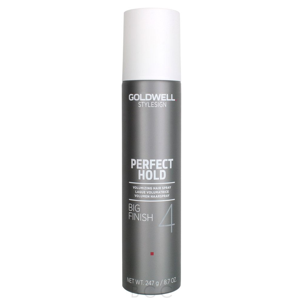 goldwell hair styling products goldwell stylesign hold big finish volumizing hair 6942