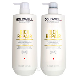 Goldwell Dualsenses Rich Repair Liter Duo