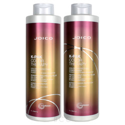 Joico K-Pak Color Therapy Liter Duo