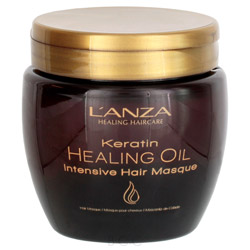 LANZA Keratin Healing Oil Hair Masque
