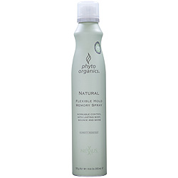 Nexxus Phyto Organics Natural Flexible Hold Memory Spray (Aerosol)