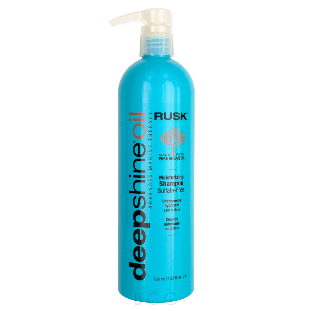 Rusk Deepshine Oil Moisturizing Shampoo 8 5 Oz Beauty