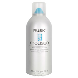 Rusk Mousse Volumizing Foam