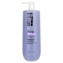 Rusk Sensories Clarify Detoxifying Shampoo 33.8 oz