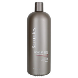 Scruples Moisture Bath Replenishing Shampoo 33.8 oz