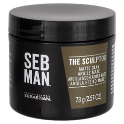 Sebastian Seb Man - The Sculptor Matte Finish
