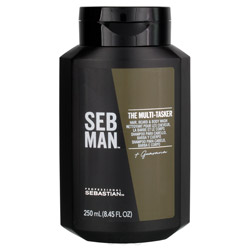 Sebastian Seb Man - The Multi-Tasker Hair, Beard & Body Wash