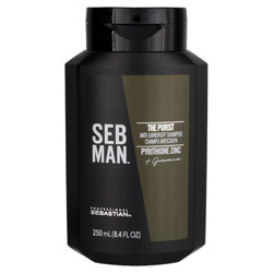 Sebastian Seb Man - The Purist Purifying Shampoo