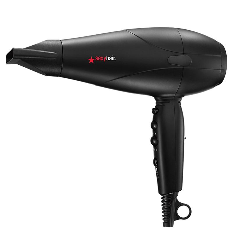 how to style hair with dryer and brush hair style lock pro 1875 watt professional dryer 7009