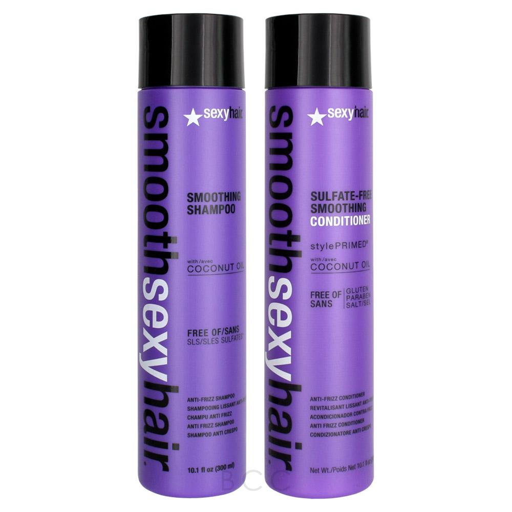 Smooth sexy hair shampoo