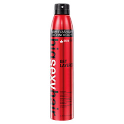 Sexy Hair Big Sexy Hair Get Layered Flash Dry Thickening Hairspray