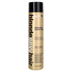 Sexy Hair Concepts Blonde Sexy Hair Sulfate-Free Bombshell Blonde Shampoo 10.1 oz